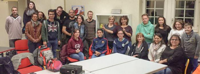 Groupe comité de Pilotage